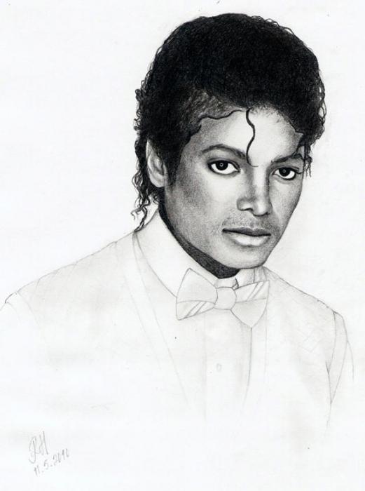 Michael Jackson by Rosanna